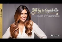 JOICO Luster Lock / In just one miraculous treatment, K-Pak Color Therapy Luster Lock rescues even the most lifeless hair, leaving color-treated locks 9x stronger and glowing with breathtaking shine! Fairytales are real! www.joico-lusterlock.com