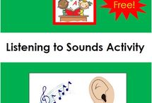 Listening to sounds