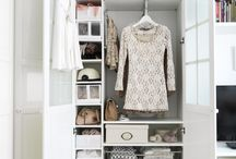 Closet organization - small place