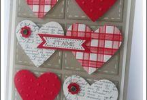 Carte st valentin et mariage