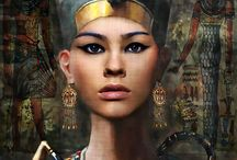 Queens of Egypt / Royal women in ancient Egypt.