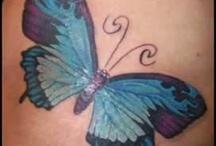 tattos / by Claudia Difusco