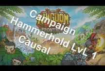 Kingdom Rush Frontiers - Gameplay - Campaign Causal