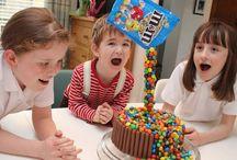 Ellis birthday cake