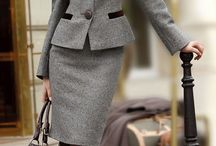 Office Style / by The Oxford Trunk