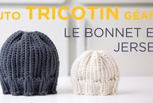 tricotin rond