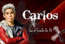 Cameron Boyce,Carlos de Vil