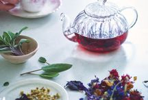 Time for tea! / Soothing tea recipes to help you relax and de-stress after a busy day.