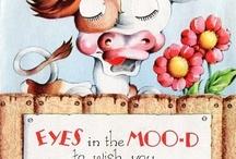 Vintage: Designs, cards...