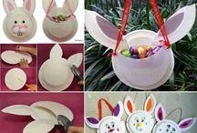 Easter tutorials