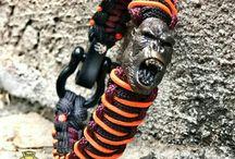 Paracord Bracelet - Cobra Knot ( Premium Series ) by Capitalparacord