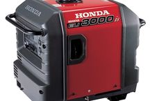 Portable Generators for Home / Generators of all different shapes and sizes for every type of household.