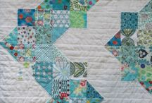 Hand-quilted / It seems that hand-quilting is becoming rarer these days.
