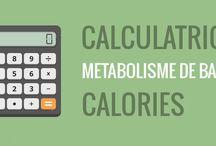 Calcul calories
