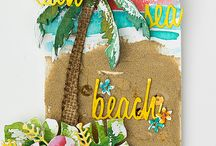 Summer/tropical Cards