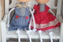 muñecas country