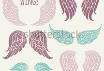 Angel Wings Tatoos