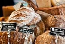 Bread! Delicious!
