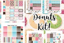 Printables scrapbook & stickers! ¤