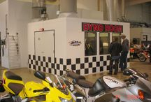IAC Motorcycle Dyno Rooms / Dyno rooms for motorcycles