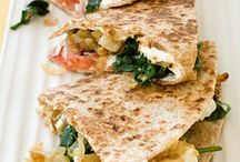 Recipes-Quesadillas