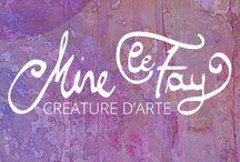 Mire Le Fay / Le mie magiche Creature dArte