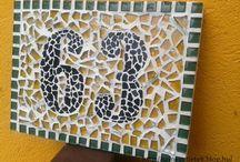 Mosaico / by Cáu ~..~ Pano e Papel