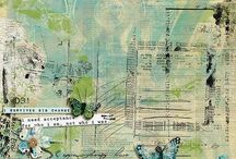 Inspiration - Digital Art Journaling / by Jaimie Rivale