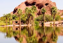 Outdoors In Arizona / by Scottsdale Camelback Resort