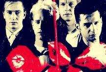 Depeche Mode / Det brittiska bandet Depeche Mode