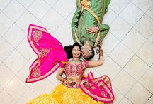 Wedding of a Dainty Desi Bride ~ Refs / by Sunjay JK