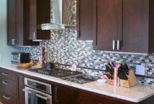 kitchen / by Tiffany Behrmann