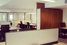 Projects / Ofis cafe fit-out design