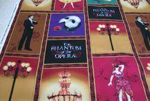 Musical Theatre Quilt ideas