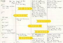 Organisation and Planning