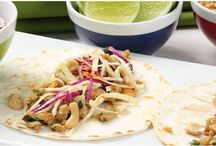 Taco Night / Inspiring recipes for your Family Taco Night using Better Than Bouillon. #TacoTuesday