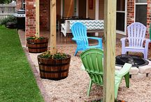 Terrace & Patio Ideas