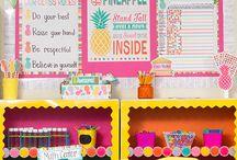 Tropical Classroom Theme
