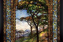 Windows glass art