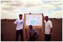 Just a Lifestyle' s Olympic Games / Juegos Olímpicos organizados en un orfanato de Arusha Chini, Kilimanjaro, Tanzania