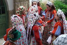 Traditional Costume / Gorgeous clothing - wonderful craft - amazing diversity / by Cherie Langley