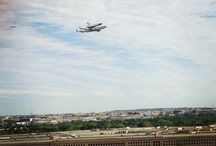 Space Shuttle to DC