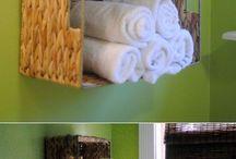 bathroom stroage idea