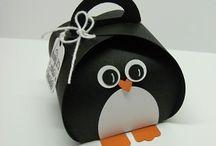 Caixas decoradas / Presentes