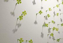 Decorazioni 3D per le pareti / Decorare le pareti con decorazioni tridimensionali