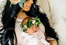 Maminka a dítě