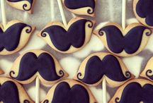 Movember Treats / Moustache treats for Movember