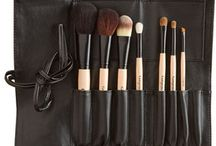 Beauty Brushes / A Board about the many different brushes and brush sets there are to use for the face eyes and lips...