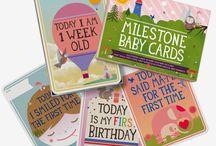 Card for baby shower / Card for baby shower