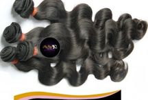 Indian Hair Executive Grade / This is high quality 4 star hair. This hair is 100% Human Virgin Remy Unprocessed Hair. Colour 1B. We carry sizes 12-32 inches in most styles. The hair is double wefted and comes in bundles of 50g or 100g. The hair has been tested for quality. The cuticles of the Hair is well aligned. You can bleach it to any colour of your choice. The hair can withstand heat and as such you can stlye as you want.